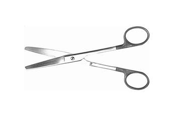 Ножницы верт/изог. т/к 100 мм (J-22-174)