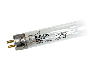 Лампа бактерицидная TUV 8