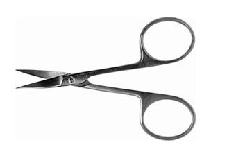 Ножницы о/к прям.105 мм. (J-22-017)
