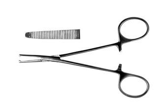 зажим к/о зубч.прямой № 1 160 мм(J-17-051)