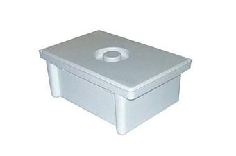 ЕДПО-10-01 Емкость-контейнер полимерный для дезинфекции и предстерилизационной обработки медизделий
