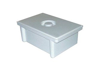 ЕДПО-5-01 Емкость-контейнер полимерный для дезинфекции и предстерилизационной обработки медизделий