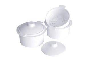 """ЕКаДХ-0,1/01-""""ЕЛАТ"""" Емкость-контейнер из армлена для дезинфекции мелких стоматологич. инстурментов"""