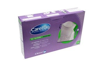 Пакеты для рвотных масс одноразовые, гигиенические Care Bag Vom  (1 уп. х 20 шт.)