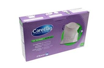 Пакеты для рвотных масс одноразовые, гигиенические Care Bag Vom  (1 уп. х 20 шт.)