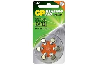 Аккумулятор GP 40ВVH-2СR2 для слух.аппарата