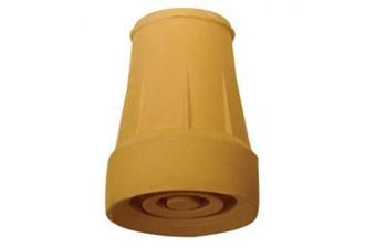 Насадка на костыль WR-311 (желтая) Ø 22мм.