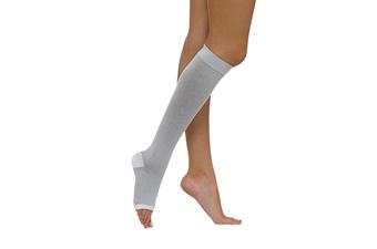 Чулок кругловязанный 2 компрессионный (до колена)