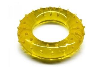 М-111 Массажер-экспандер кистевой (7см., пара, желтый)