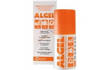 Algel для тела против обильно потовыделения 50мл