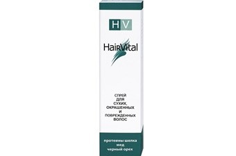 Hair Vital Спрей для сухих окрашеных и поврежд.волос 125 мл
