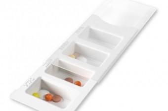 """УПХЛ-01 """"ЕЛАТ"""" Укладка-пенал для хранения лекарств."""