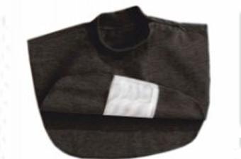 Фартук нагрудный для защиты гортани 8 слоев TRACHEA Норм (песочный)