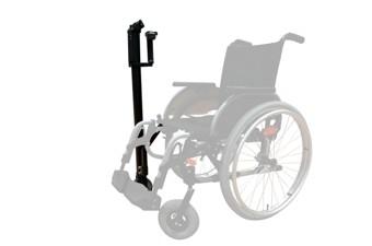 Электроприставка для для ручной инвалидной коляски «Otto Bock»
