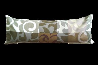 Подушка Валик  гречиха 20х50
