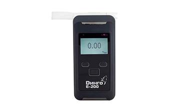 Алкотестер Динго Е-200