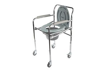 Кресло-туалет серии WC: арт. WC Mobail на колесах