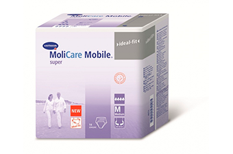Трусы MoliCare Mobile super (М) 14 шт