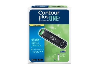 Глюкометр Contour Plus One