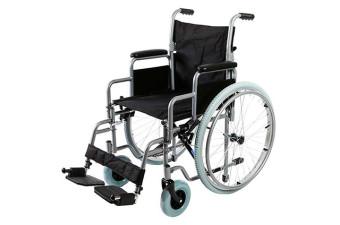 Кресло-коляска инв. Barry R1 с принадлежностями, ширина сиденья